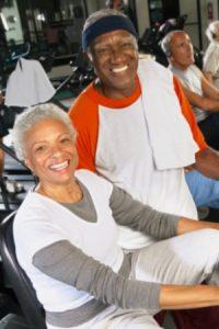 elder Los Angeles residents