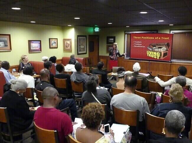 a image of a training seminar-image