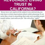 What Is a Revocable Living Trust in California