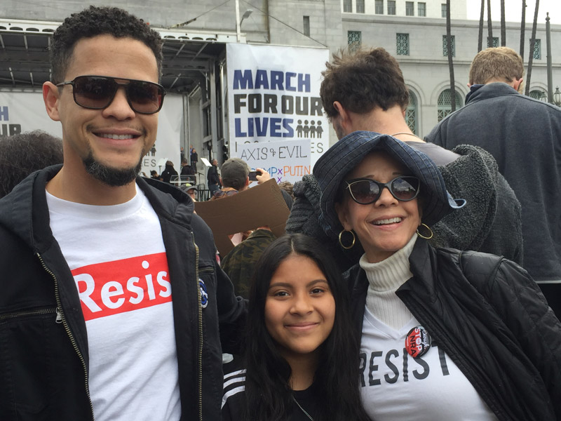 March for Our Lives L.A image