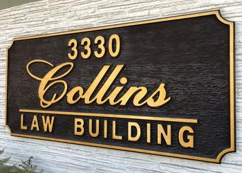 board collins law building